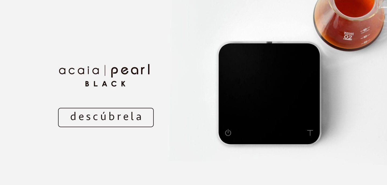 Acaia Pearl Black