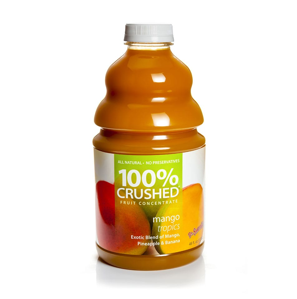 Dr Smoothie 100 Crushed Mango