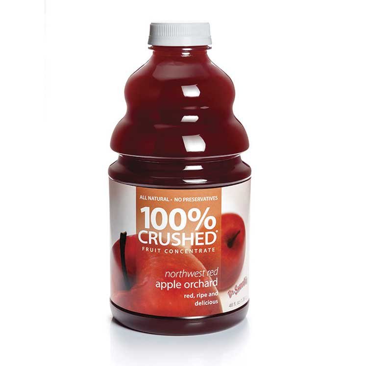 Dr Smoothie 100 Crushed Manzana Roja del Huerto