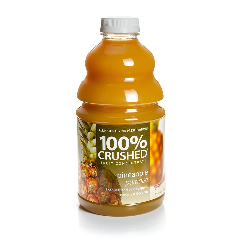 Dr Smoothie 100 Crushed Paraíso de Piña