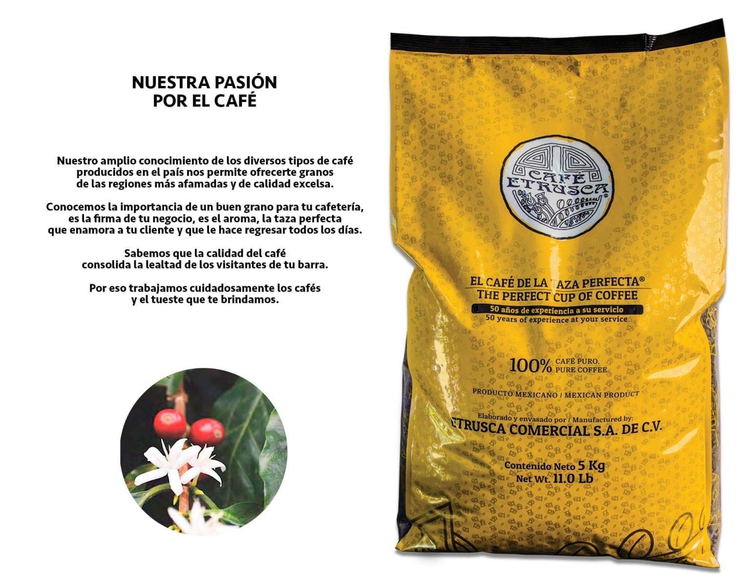 Café Mexicano Café Gourmet Mezclas Gourmet