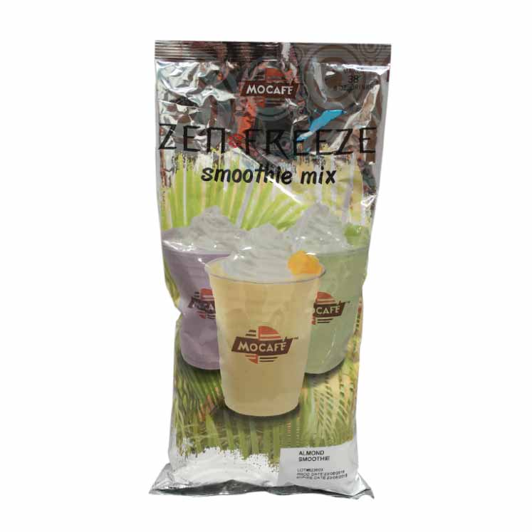 Mocafe Almond Zenfreeze Fruit 1