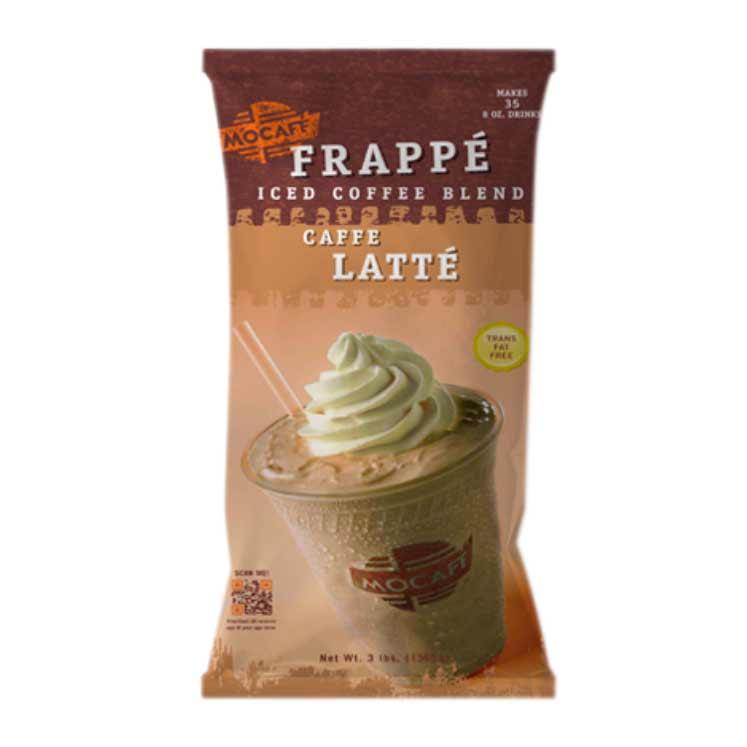 Mocafe Caffé Latte 1
