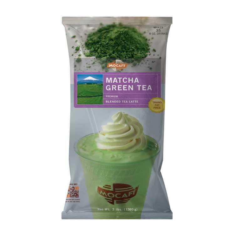 Mocafe Matcha Greentea 1