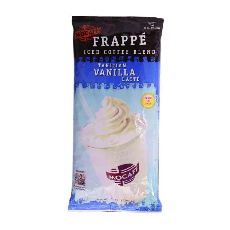Mocafe Tahitian Vainilla Latte 1