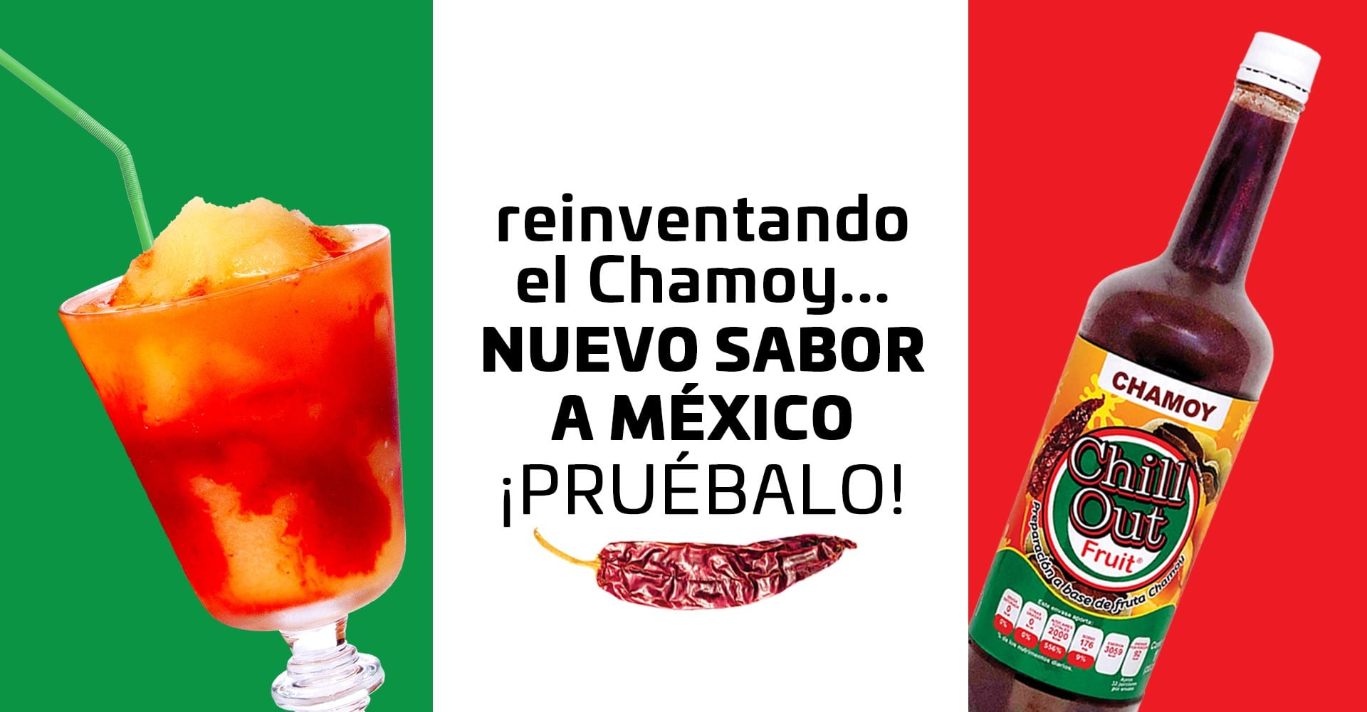 ChillOut Fruit Chamoy