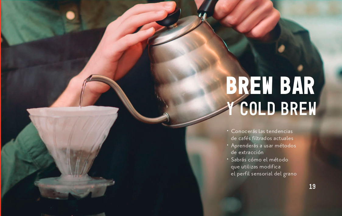 Taller de Brew Bar & Cold Brew
