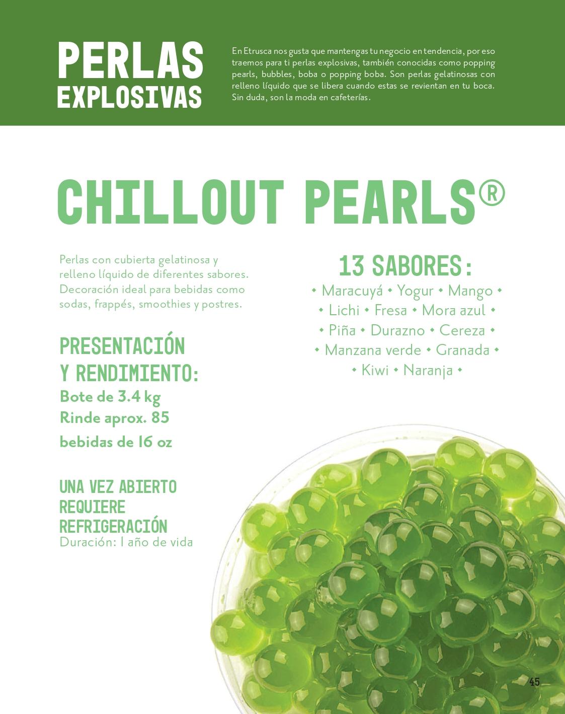 Perlas Explosivas