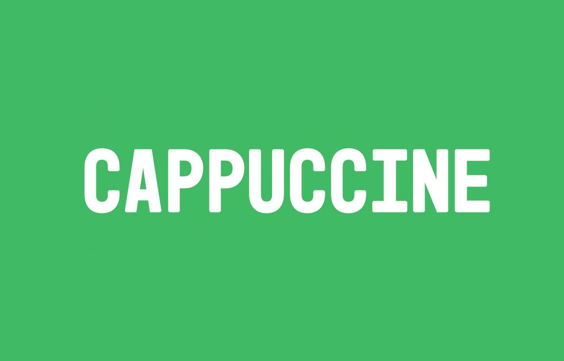 Cappuccine