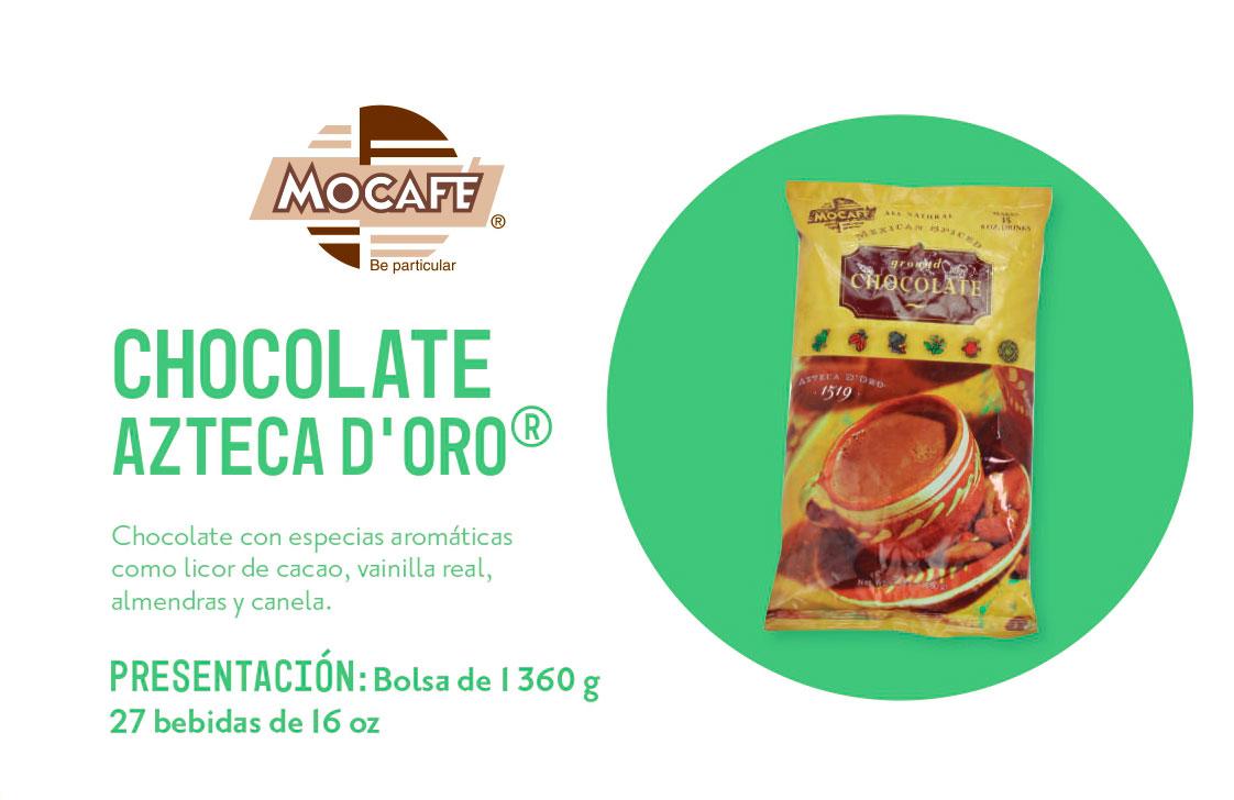 Chocolate en polvo para preparar bebidas 03