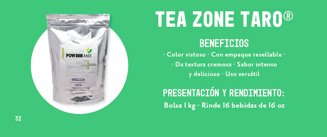 Tea Zone Taro