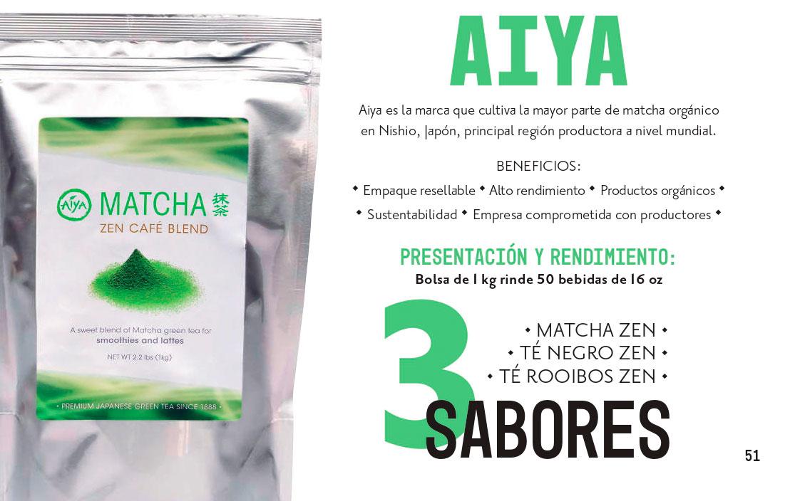 Té Matcha Aiya