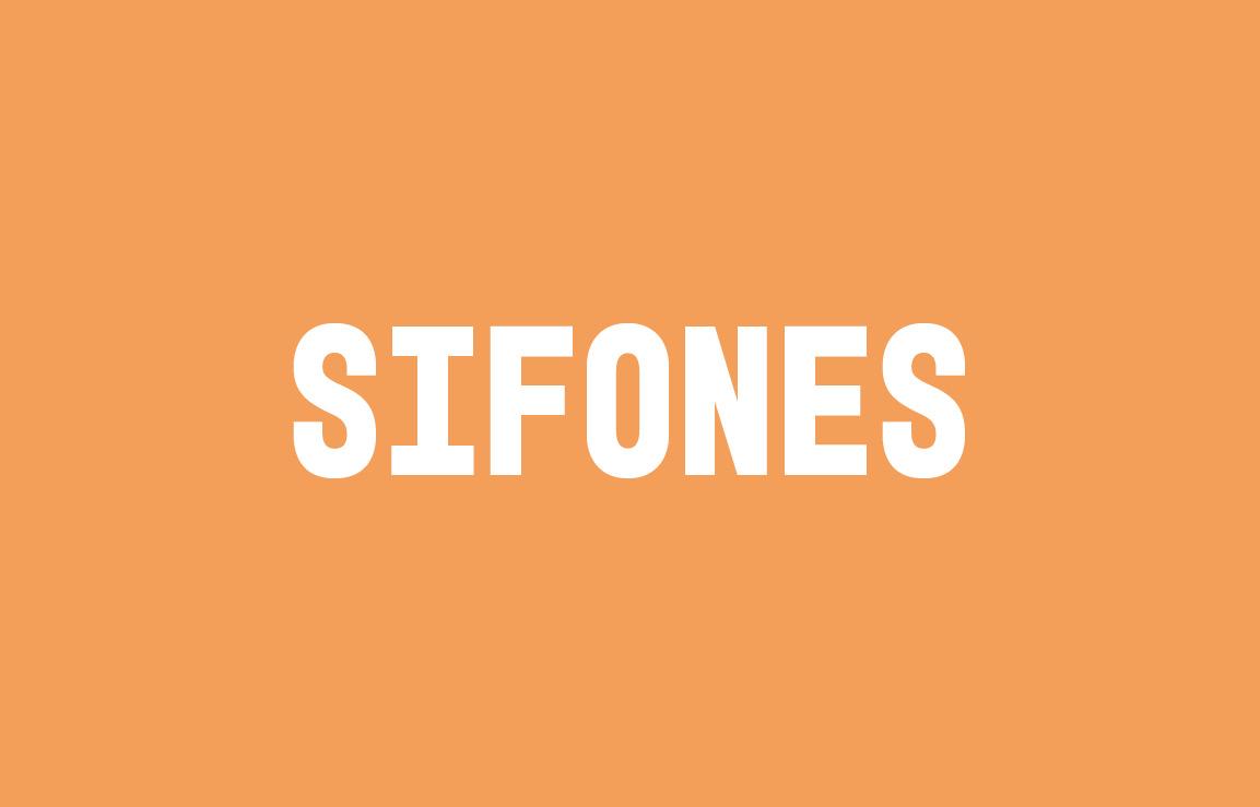 Sifones